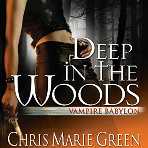 Deep in the Woods audiobook cover art