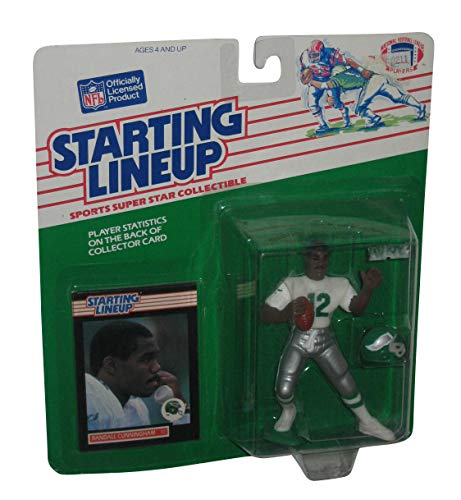 1989 Randall Cunningham Starting Lineup by Kenner