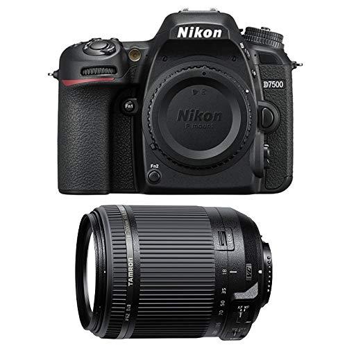 Nikon D7500 + TAMRON 18-200 VC