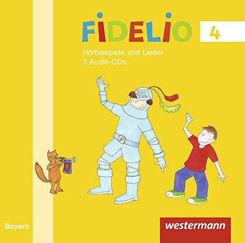 Fidelio Musikbücher - Ausgabe Bayern 2014: Hörbeispiele 4
