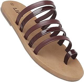 Life Womens Casual Wear Slipon Flats_Beige