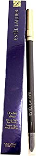 Estee Lauder Double Wear Stay-In-Place Eye Pencil, 01 Onyx, 1.2g