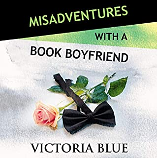 Misadventures with a Book Boyfriend audiobook cover art