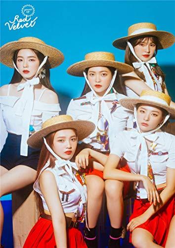 lubenwei Red Velvet Album feed up poster Irene Wendy Joy SeulGi For Home Wall Art Stickers 40x60cm No frame AT-2548