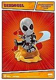 Beast Kingdom Toys Marvel Comics Mini Egg Attack Figure Deadpool Ambush X-Force Version SDCC Exclus