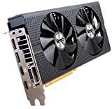 Sapphire NITRO+ RADEON RX 480 8G GDDR5 DUAL HDMI / DVI-D / DUAL DP OC VD6104 SA-RX480-8GD5NOC001