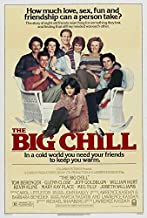 The Big Chill POSTER Movie (27 x 40 Inches - 69cm x 102cm) (1983) (Style C)