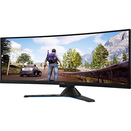 """Lenovo Legion Y44w-10 43.4"""" DWUXGA 144Hz WLED Curved HDR Gaming Monitor with AMD Radeon FreeSync 2, 3840x1200 Florida"""