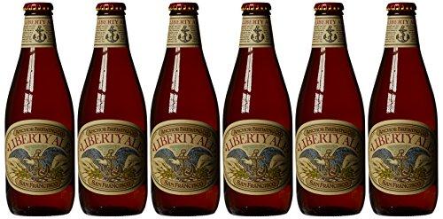 Anchor Brewing Company - Anchor Liberty Ale 35,5Cl X6