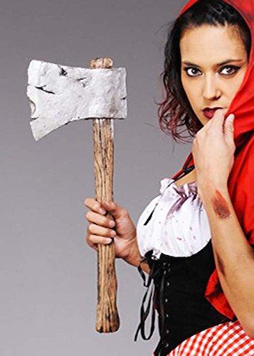 Halloween luxe Prop mousse gothique hache