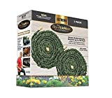 2PK 50'Flexable Hose Extreme Expandable Hose Never kinks or tangles home garden