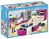 PLAYMOBIL Mansión Moderna Cocina de diseño Abierto, playset (5582)