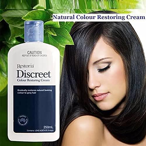 Restoria Discreet Cream and Lotion 250 Ml