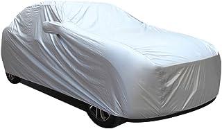 Irypulse Auto Abdeckung Wasserdicht Winddicht Staubdicht Universal Fit Most Limousine SUV, Sun Regen Schnee UV Hitze Kratzfest Voll Auto Abdeckungen, 4 Größen mit Aufbewahrungstasche   XL
