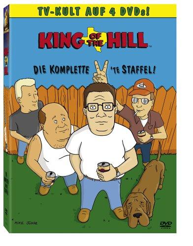 King of the Hill - Die komplette zweite Season [3 DVDs]
