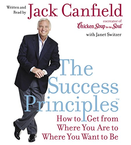 The Success Principles audiobook cover art