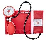 Manuelles Aneroid Blutdruckmessgerät mit Manschette