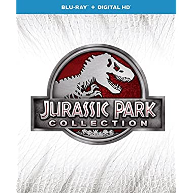 Jurassic Park Collection: Jurassic Park [3D/Blu-ray]/ The Lost World Jurassic Park [Blu-ray]/ Jurassic Park III [Blu-ray]/ Jurassic World [3D/Blu-ray]