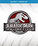 Jurassic Park Collection (Jurassic Park / The Lost World: Jurassic Park / Jurassic Park III / Jurassic World) [Blu-ray]