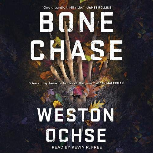 Bone Chase  By  cover art