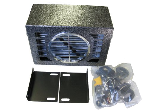 Review 20,000 BTU Auxiliary Heater 12 Volt Compact Size 2 Speed Fan Truck Bus Van
