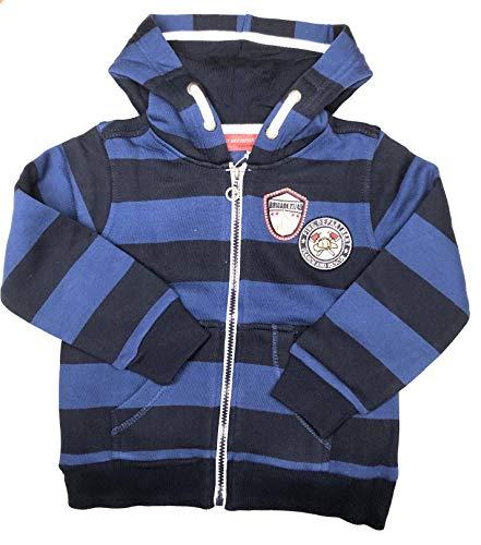 SALT AND PEPPER Jungen Sweatjacke Feuerwehr, 45118135 (116, True Blue)