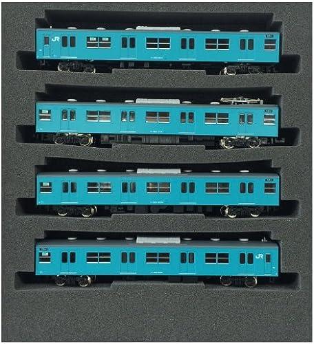 soporte minorista mayorista J409 2004 organized four -car train train train sets N gauge 4418 JR103 system Kansai form Hanwa ( powerojo ) by verdemax  centro comercial de moda