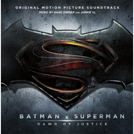 BATMAN V SUPERMAN: DAWN OF JUSTICE - O.S.T (Korea Edition)