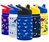 Best Baby Sippy Cups - Simple Modern Kids Summit Sippy Cup Thermos 10oz Review