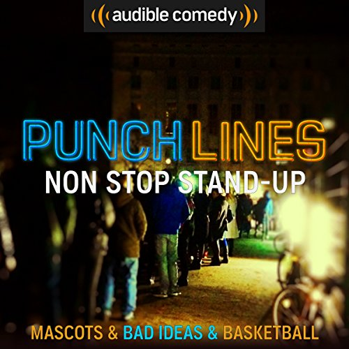 Ep. 2: Famous Faces, Longer Laughs (Punchlines) audiobook cover art