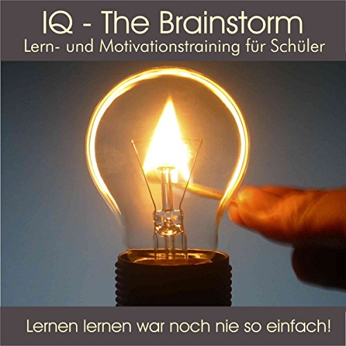 IQ - The Brainstorm Titelbild