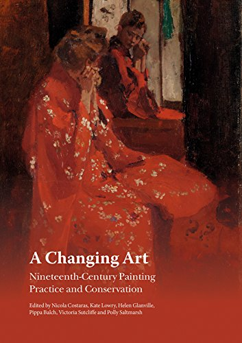 A Changing Art: Nineteenth-century Painting Practice and Conservation