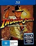 Indiana Jones the Complete Adventure Blu-Ray Boxset Limited Edition