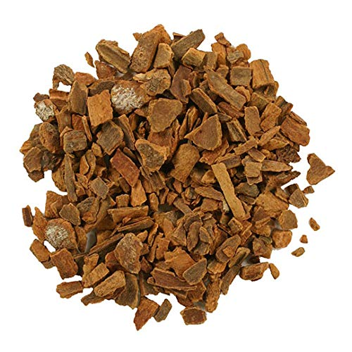 "Frontier Co-op Cinnamon Chips 1/4-1/2"", Certified Organic, Kosher, Non-irradiated | 1 lb. Bulk Bag | Cinnamomum burmannii (Nees and T. Nees) Blume"