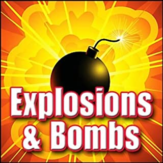 Explosion - Small Blast or Laser Hit, Short Incoming, Sci Fi Space Explosions