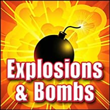 Explosion - Hand Grenade: Defensive Hand Grenade Explosion with Shrapnel Passing by Explosions & Bombs