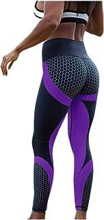 Leey Leggings Hose Yogahose Damen Katzen Druck Sport-Leggings Jogginghose Printed Streifen Hüfthose Strumpfhose Leggins Hose Strumpfhose Workout Stretch High Elastic Yoga Hosen Pants