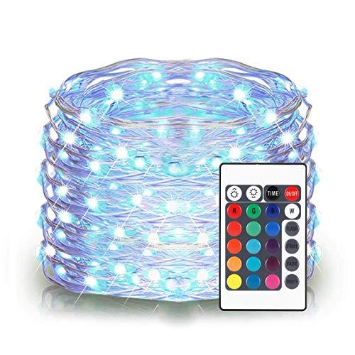 ALOVECO LED String Lights