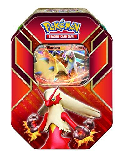 Pokemon Blaziken EX Hoenn Power Summer Collector Tin 2015 Sealed