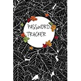 Password Tracker: Password Book Log & Internet Password Organizer, password book Boxer and Notebook, ... 6 x 9 inches (Internet Password Logbook)