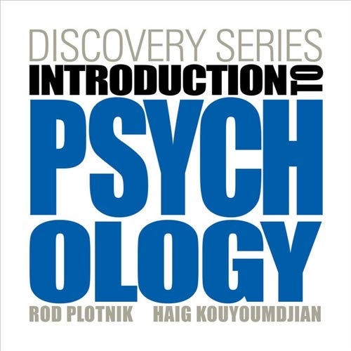 Discovery Series: Introduction to Psychology (with Psychology CourseMate with eBook Printed Access Card) (New 1st Editio