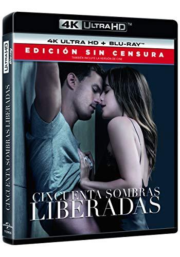 Cinquenta Tons de Liberdade / Blu-ray 4k UHD ((áudio português BR))