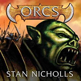 Orcs audiobook cover art