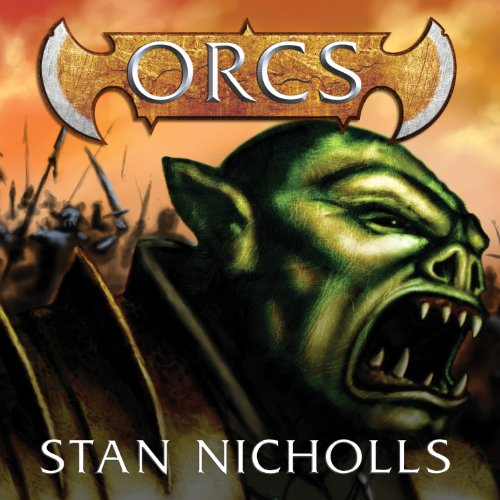 Orcs audiobook cover art