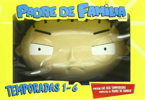 Padre De Familia T1-T6 - Bxs (17) [DVD]