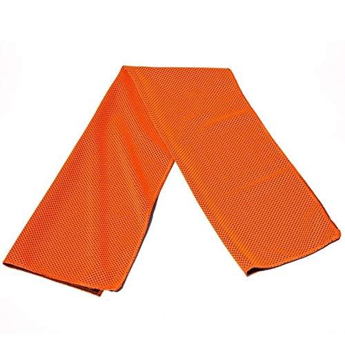 IAMZHL en Plein air Glace Froid Serviette De Refroidissement Instantané Courir Jogging Gym Chilly Pad Sport Yoga Séchage Rapide Serviette De Bain -A