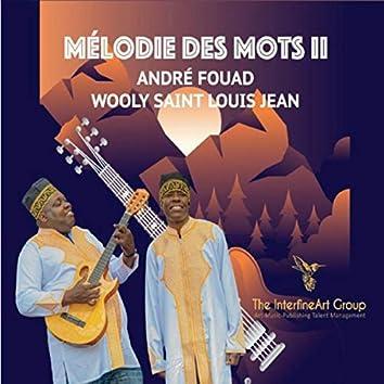 Melodie Des Mots II