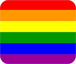 Rainbow Mouse Pad Mat Mousepad for Laptop PC Gaming Home or Office Gift