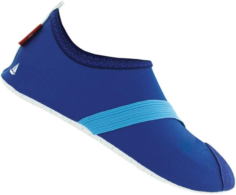 DM Merchandising Inc. Fitkicks Maritime Collective - Active Lifetsyle Footwear - Blue - X-Large