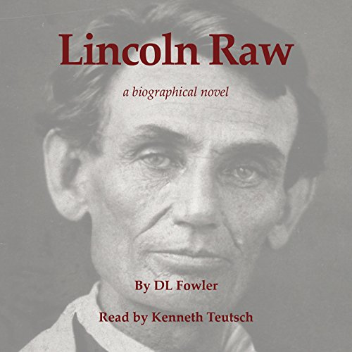 Lincoln Raw audiobook cover art